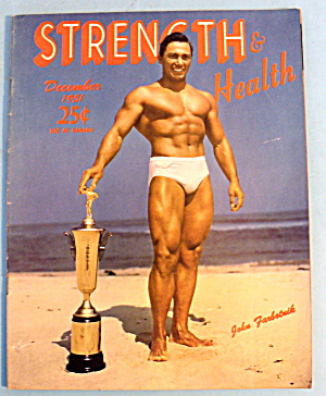 Strength & Health Magazine December 1951 John Farbotnik