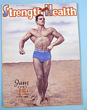 Strength & Health Magazine, June 1943 - John Thomas