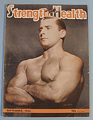 Strength & Health Magazine, September 1944 Steve Stanko