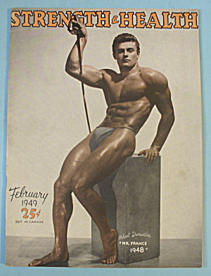 Strength & Health Magazine February 1949 - Rob Duranton