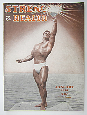 Strength & Health Magazine January 1948 John Grimek (Image1)