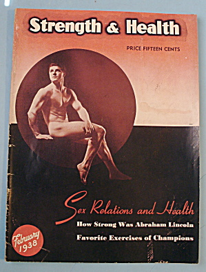 Strength & Health February 1938 George Kiehl