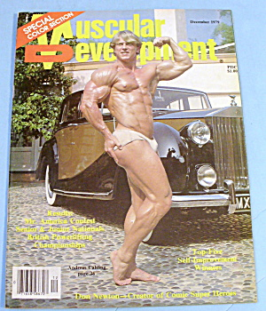 Muscular Development December 1979 Andreas Cahling