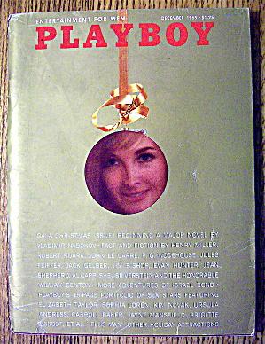 Playboy Magazine-december 1965- - 109.6KB