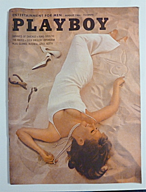 Playboy Magazine-August 1964-China Lee (Image1)