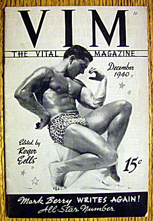 The Vital Magazine-December 1940-Herbert Marquardt VIM (Image1)