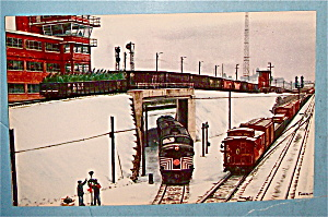 Pittsburgh & Lake Erie Railroad Co. Postcard (Image1)