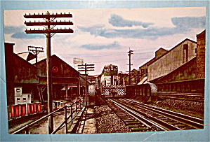 Mills Of The Homestead District Works Postcard (Image1)