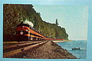 Great Northern Streamlined Empire Builder Postcard (Image1)