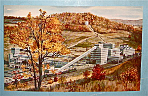 Loveridge Mine Of The Consolidation Coal Co Postcard (Image1)