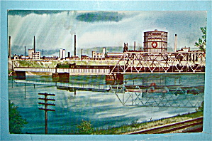 Neville Island Plant Of Pittsburgh Postcard (Image1)