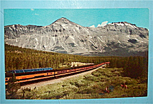 Great Northern's Streamlined Empire Builder Postcard (Image1)