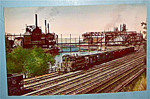 Campbell Works Of Ohio Postcard (Image1)