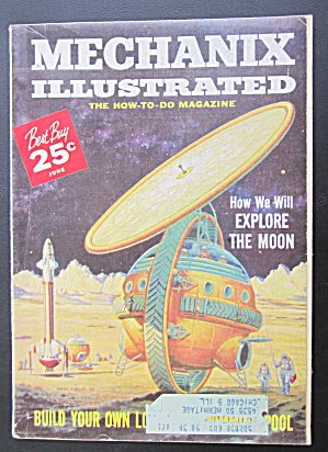 Mechanix Illustrated-june 1959-how We Will Explore Moon