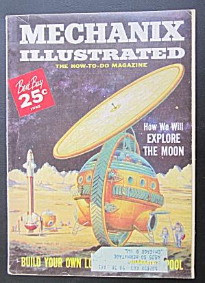 Mechanix Illustrated-June 1959-How We Will Explore Moon (Image1)