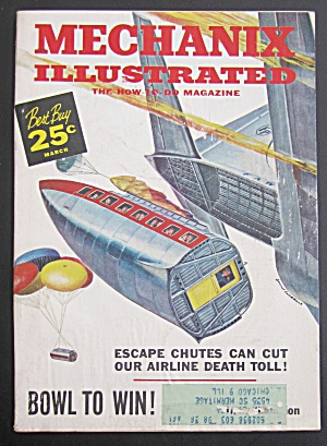 Mechanix Illustrated-March 1960-Escape Chutes  (Image1)