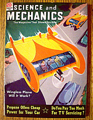 Science & Mechanics-February 1951-Propane & TV Service (Image1)