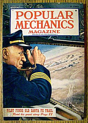 Popular Mechanics-January 1950-Pilot Finds Santa Fe (Image1)