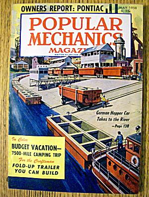 Popular Mechanics-May 1958-German Hopper Car (Image1)