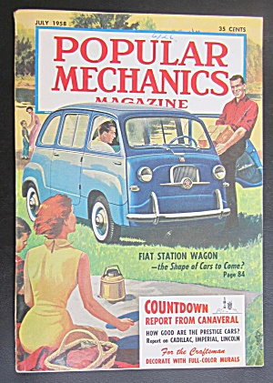 Popular Mechanics-july 1958-fiat Station Wagon
