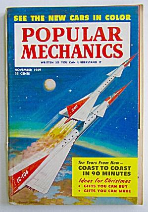 Popular Mechanics-November 1959-Coast To Coast (Image1)