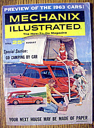 Mechanix Illustrated-August 1962-Camping By Car (Image1)