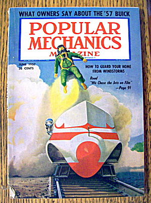 Popular Mechanics-june 1957-guard Home From Windstorm