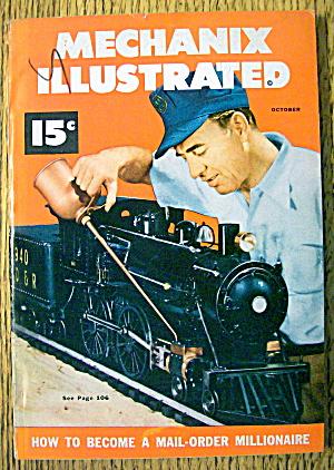 Mechanix Illustrated October 1951 Mail Order (Image1)
