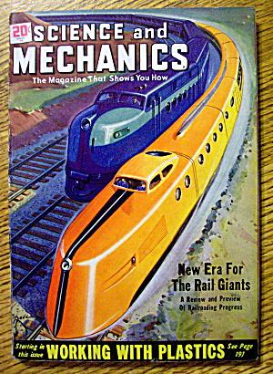 Science & Mechanics August 1948 Working With Plastics (Image1)