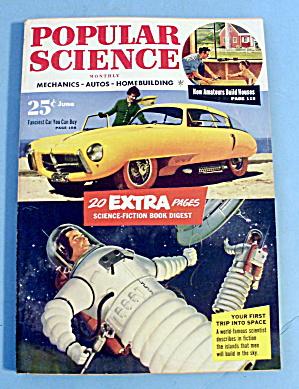 Popular Science June 1953 How Amateurs Build Houses (Image1)