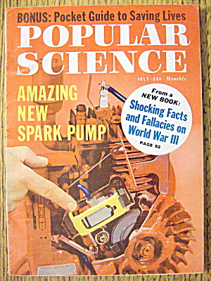Popular Science July 1961 Amazing New Spark Pump (Image1)