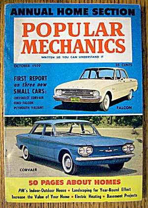 Popular Mechanics-October 1959-50 Pages About Homes (Image1)