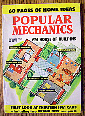 Popular Mechanics-october 1960-thirteen 1961 Cars