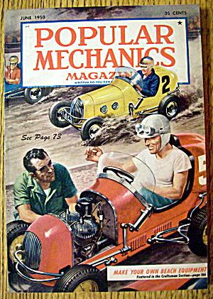 Popular Mechanics-June 1950-Make Your Beach Equipment (Image1)