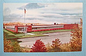 Distribution Center Of General Foods Postcard (Image1)