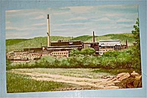 Zinc Smelting Division Postcard (Image1)