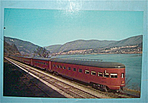 The Powhatan Arrow Train Postcard (Image1)