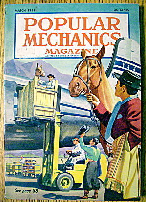 Popular Mechanics March 1951