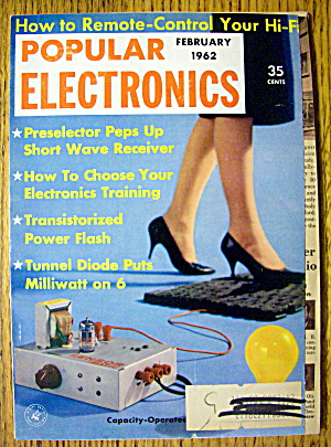 Popular Electronics February 1962 How To Remote Hi-fi