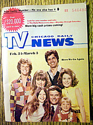 Tv News-february 24-march 3 1973-here We Go Again