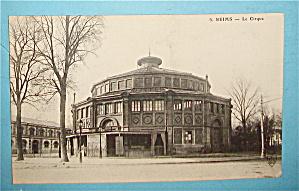 Reims - Le Cirque Postcard (Image1)