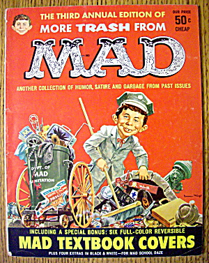Mad Magazine (3rd Annual Edition) 1960 More Trash