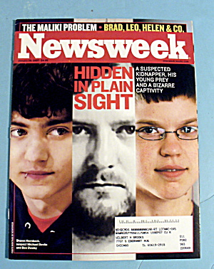 Newsweek Magazine January 29, 2007 Hidden Plain Sight