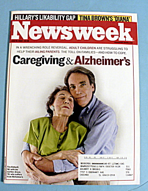 Newsweek Magazine June 18, 2007 Alzheimer's (Image1)