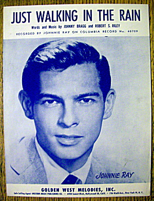 1953 Just Walking In The Rain (Johnnie Ray Cover)