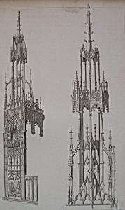 Stalles Dans La Cathedrale D'Amiens (Image1)