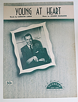 1954 Young At Heart By Leigh & Richards
