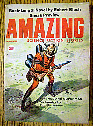 Amazing Stories Magazine November 1959 Superman (Image1)