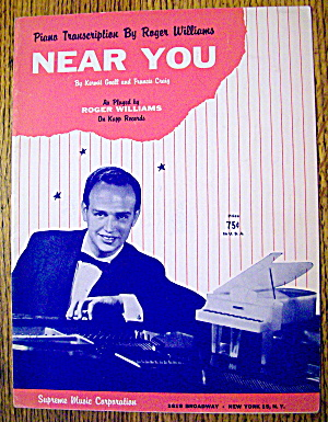 1958 Near You By Kermit Goell & Francis Craig (Image1)