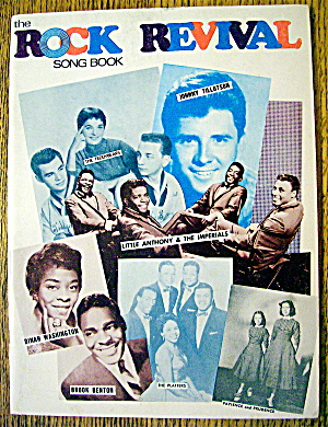 1963 Rock Revival Song Book By Otis & Stein